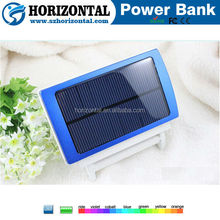 Solar Power Bank Charger 10000mah,Solar Mobile Charger,solar energy power bank 10000mah With Real Capacity