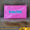 Glitter pencil pouch PVC pencil pouch custom PVC glitter pencil plastic packaging bags pouch