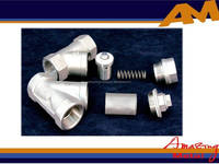 Thread end stainless steel Y type water strainer valve prices