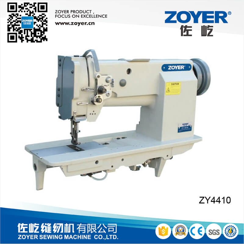 ZY4410 Zoyer Single Needle Heavy Leather Shoes Industrial Sewing Machine
