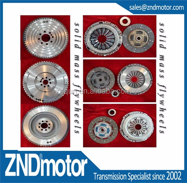 NAVARA D40 2.5DCI Solid flywheel conversion clutch 4 kits