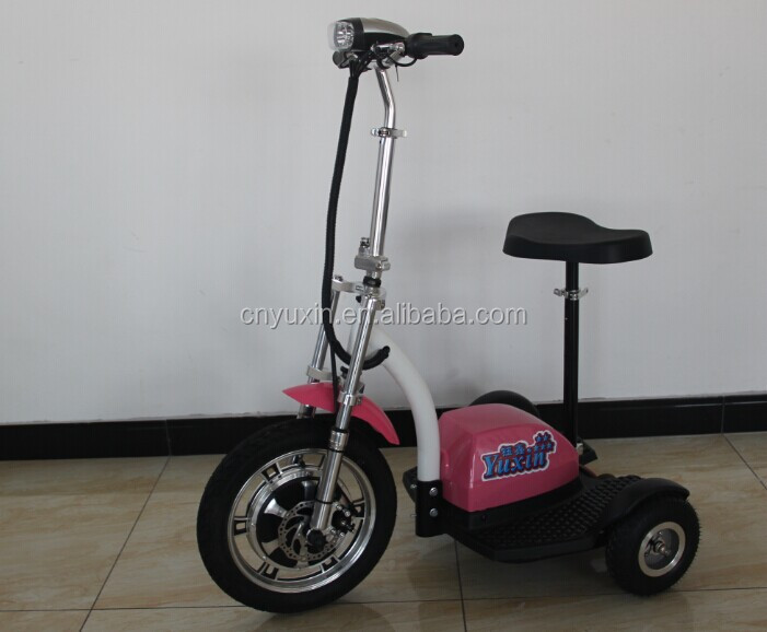 Myhope Zappy three wheel electric Scooter YXEB-712