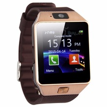 1.56inch TFT touch screen smart watch dz09 with camera