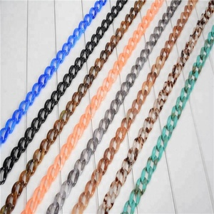 DIY Resin Bag Chains for Handbag Strap Making Accessories