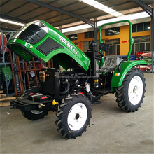 high quality cheap price china 4x4 tractor john deere