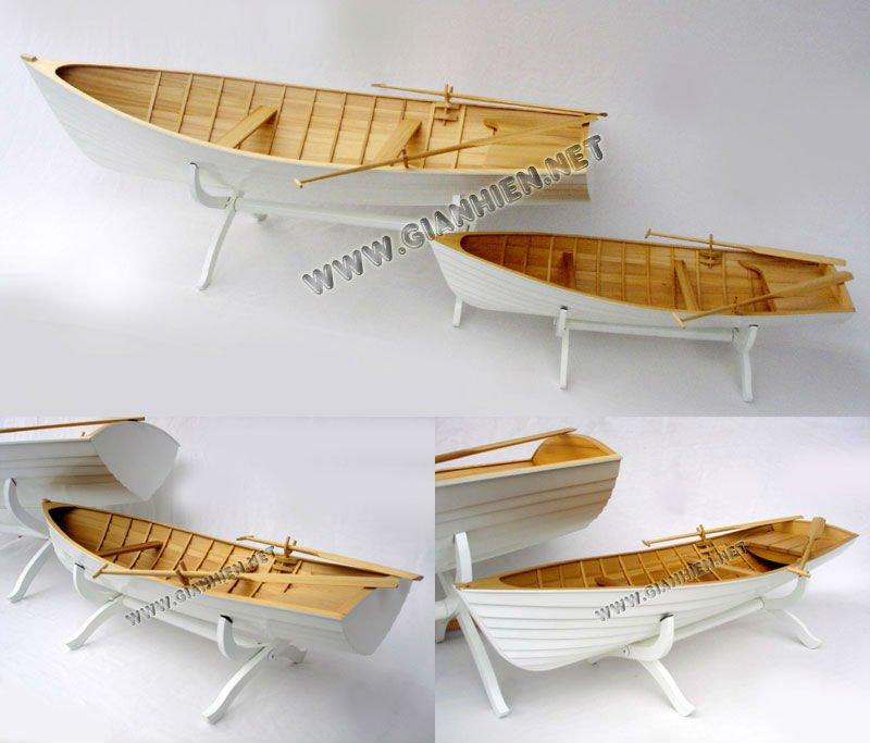 лодка миниатюра купить