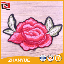 Outstanding new style decorative embroidery patches