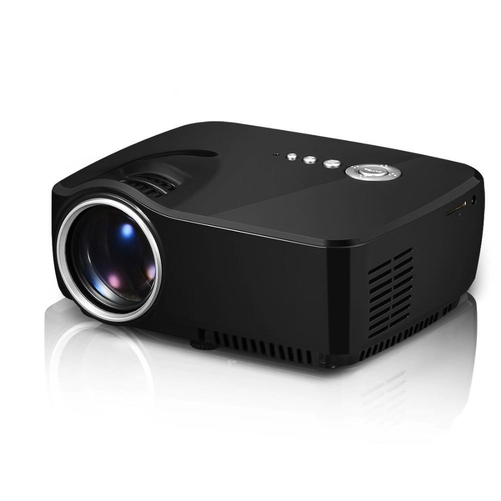800 Lumens Support 1080 MINI Projector for Home Theater Projector GP70