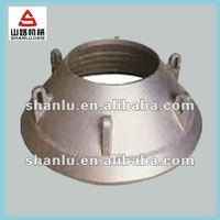 Durable Cone Crusher Concave and mantle