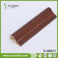 Decorative Wood Grain Moulding Low Price Corner Ceiling Molding