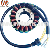 Motorcycle Ignition Magneto Stator Coil Rotor for KAWASAKI KZ1000P Police 1000 1982-2001