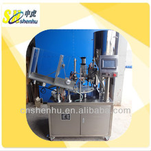 semi-automatic cleansing milk tube filling and sealing machine