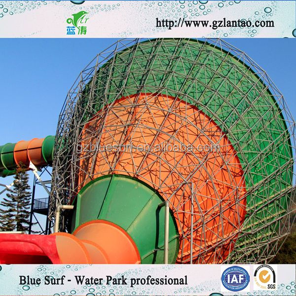 2016 Hot Sale Tornado Water Slide for Water Park Equipment