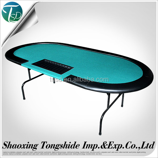 Folding Leg Tournament Poker Table
