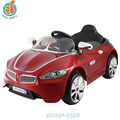 WDHP-5588 Kids Electric Ride On Car With Battery Rechargeable Operated Control Remoto Baby Play Toy