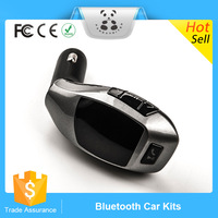 New arrival popular 4.0 bluetooth car kit Handfree Speakerphone mini bluetooth car kit with speaker