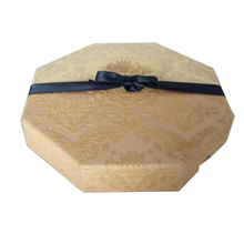 High End Competitive Price Kraft Paper Chocolate Box