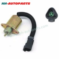 2848A275 12V Fuel Stop Solenoid for Perkins UB704 Engine Parts 1457906