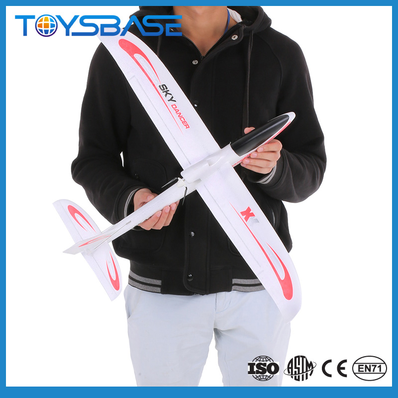 Big Electric Radio Controlled RC Air Jet Glider Plane Model with Micro UAV FPV Parts Kit B O Toys China Wholesale