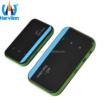Business Partners 192.168.0.1 Pocket 4G 3G 2G Modem LTE Router WiFi Wireles Hotspot With Sim Card Slot
