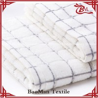 Baoman 100cotton wholesale elegant towel hotel towelfoe 5 star hotel soft and warm