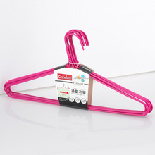daily use plastic coated metal wire coat hangers