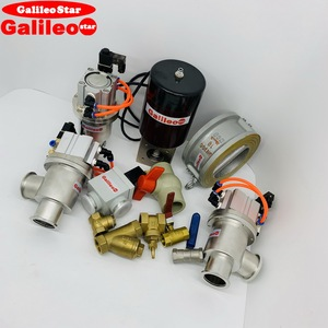 GalileoStar9 servo valve controller what does the idle control valve do