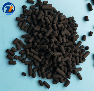 Coal-Based black granular activated carbon