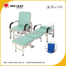 OST-P01 Folding Hospital Bed Chair