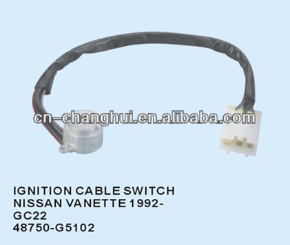 Ignition cable switch for Nissan vanette 1992- GC22