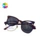 2019 New fresh magnetic eyewear goods for men glasses optical eyeglass in high quality