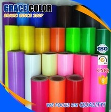 1.22*50m very high quality self adhesive color vinyl