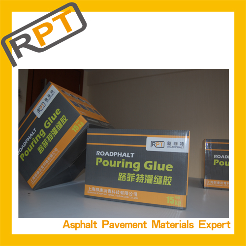 ROADPHALT bituminous cracking pavement repair material