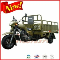 No.12014 newest model cargo use for and CCC certification 250cc container cargo tricycle
