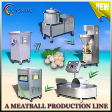 New Style factory supply stuffed beef meatball making machine