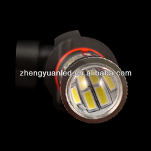 400lm 6w led fog light for cars lighting lamp 5 sides 12v/24v
