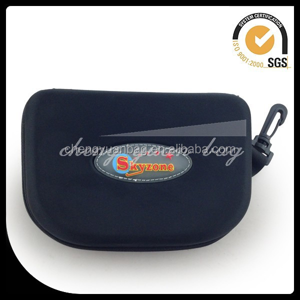 customized eyewear swimming goggles zip case box