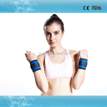 cute magnetic wrist band Heated wrist band medical adjustable wrist support to ease pain and cold