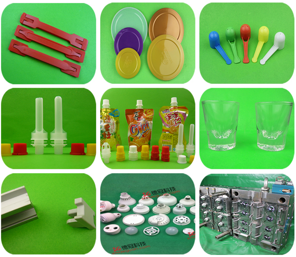 18ml nutrition powder plastic spoon