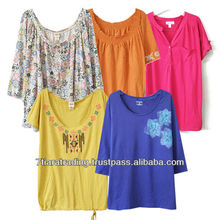 Cambodia Stock lot & Garments Clothing Wholesale apparel 2013