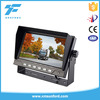 Stand alone universal waterproof 7 inch reversing heavy duty tft car monitor