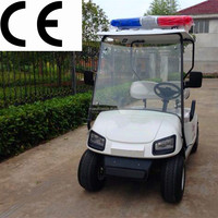 hot sale 2 seater mini electric golf cart with CE, patrol golf cart