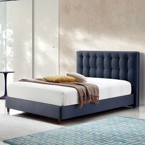 New style latest stylish luxury wood double bed designs