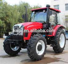 foton agricultural tractor 130hp 4wd tractor machine