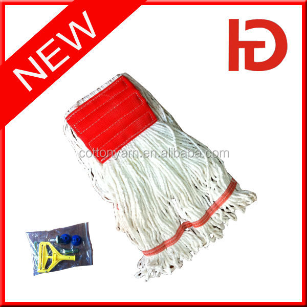 Cotton polyester 360 mopnado spin mop parts