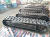 Crawler Load Capacity Rubber Track Undercarriages/Chassis, Track Frame for Construction Machinery