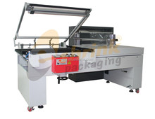 Manual L Sealer And Shrink Machine