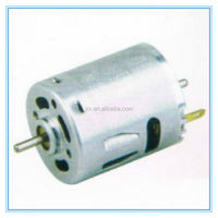 Precise DC brush 6 volt motor for massager