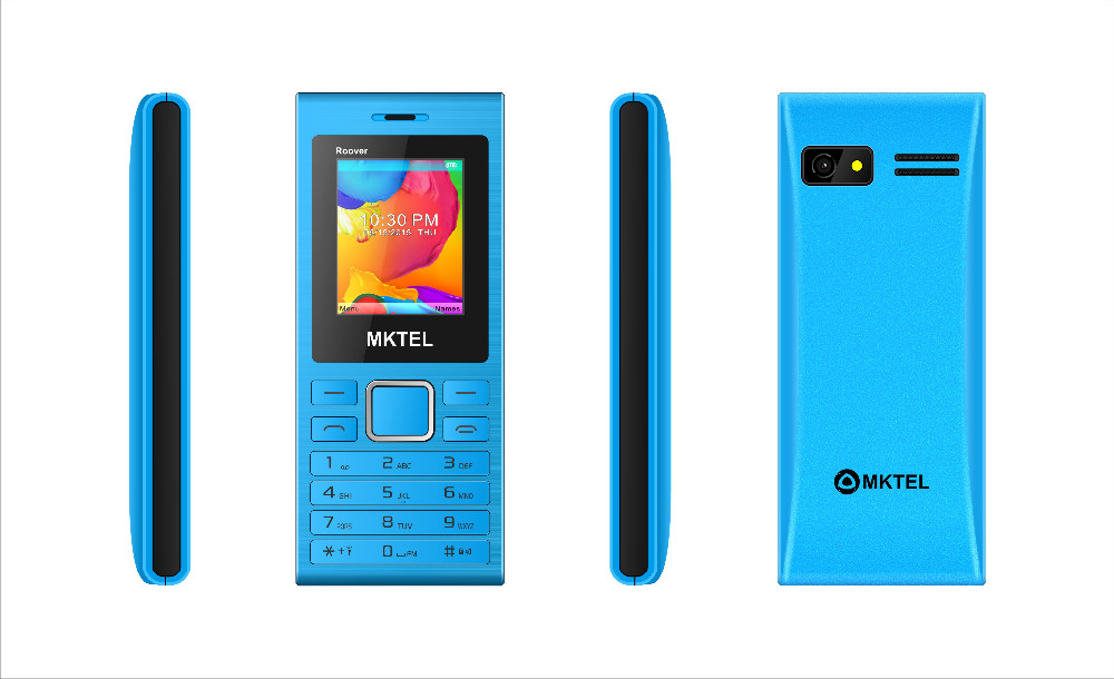 OEM China Mobile Phone 1.77inch 128*160 Quad band Spreadtrum(32+32) Dual SIM MKTEL Roover GSM Bar Phone