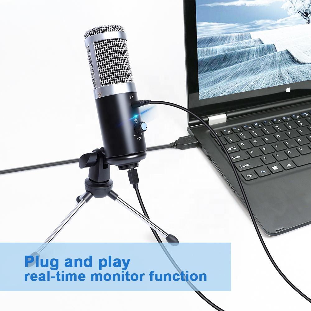 Livraison gratuite Pas Cher Prix Cardioïde Condenseur Microphone Haute Sensibilité Kit - ANKUX Tech Co., Ltd